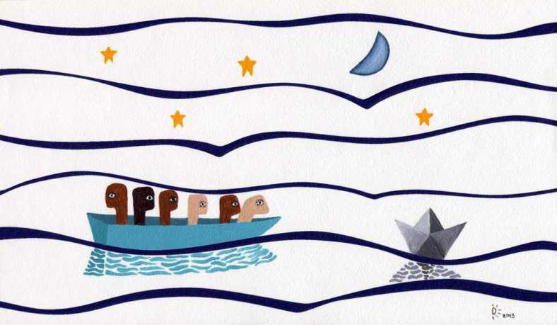 Los sueños y la migración