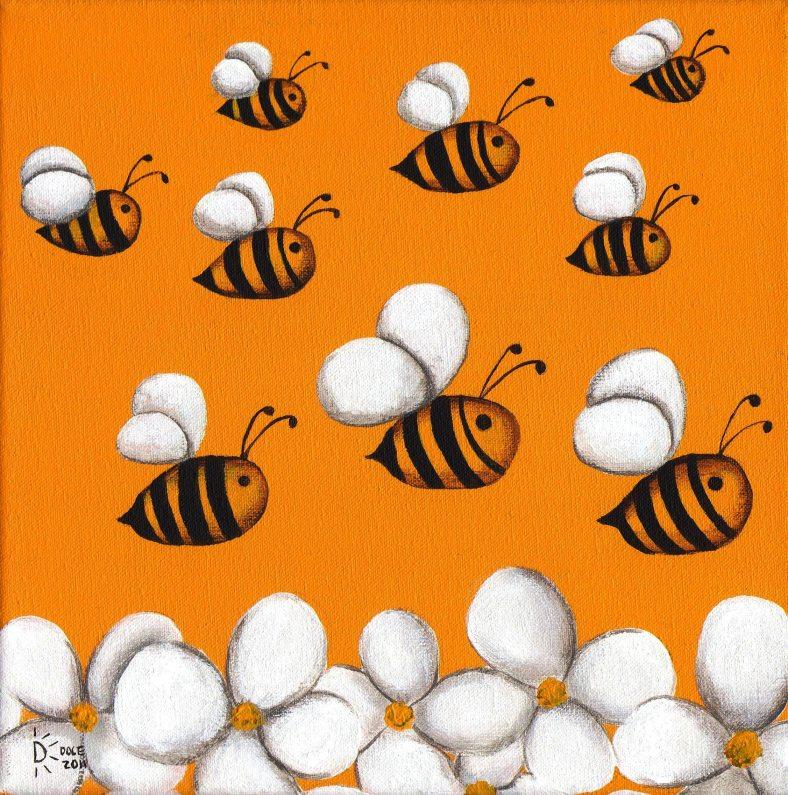 Y las abejas...