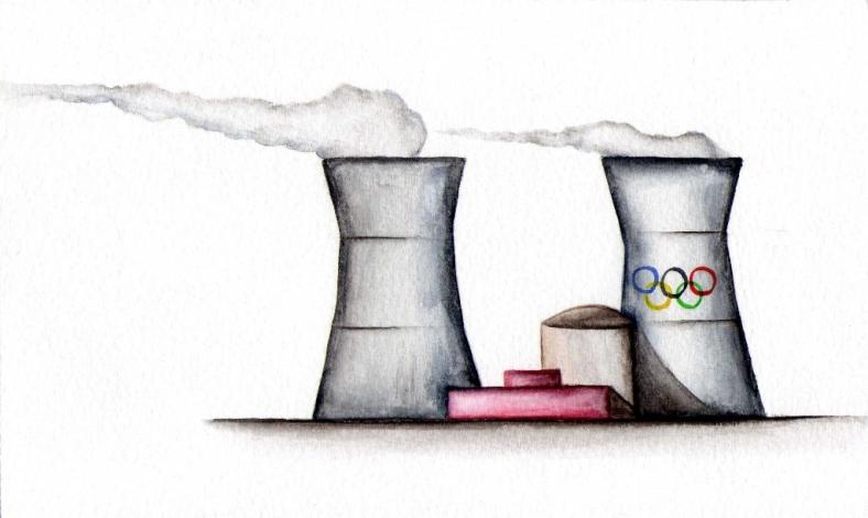 Atomi olimpic games
