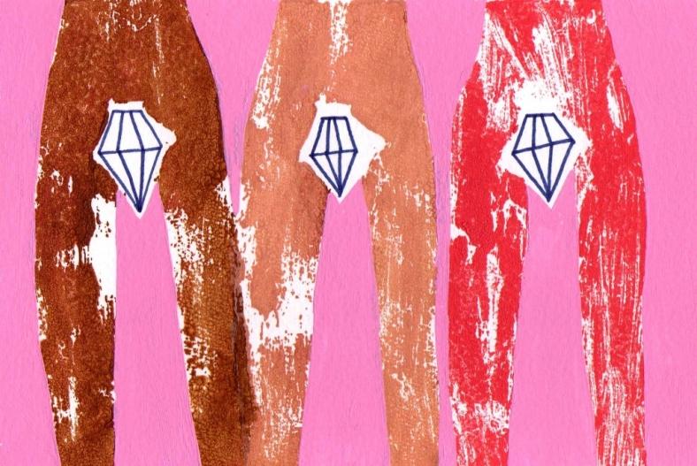 Diamantes - internet