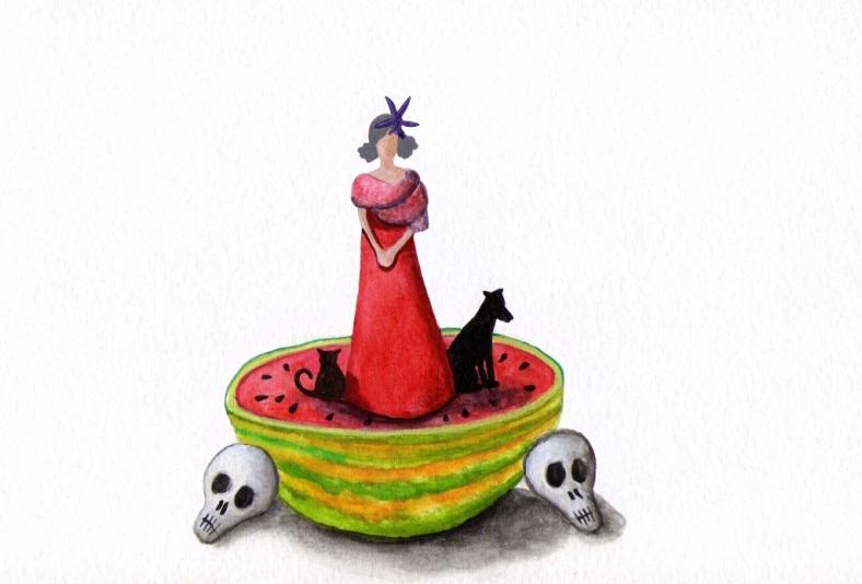 Princesa Rojas - internet