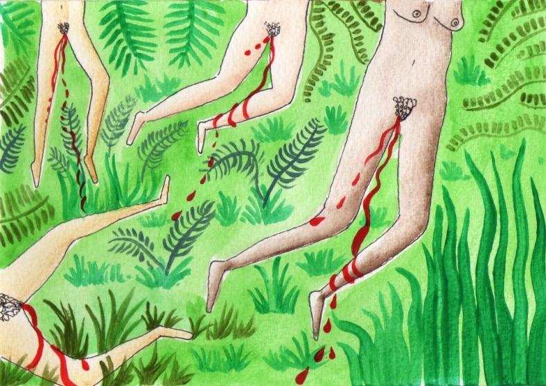Tiempo para menstruar - internet
