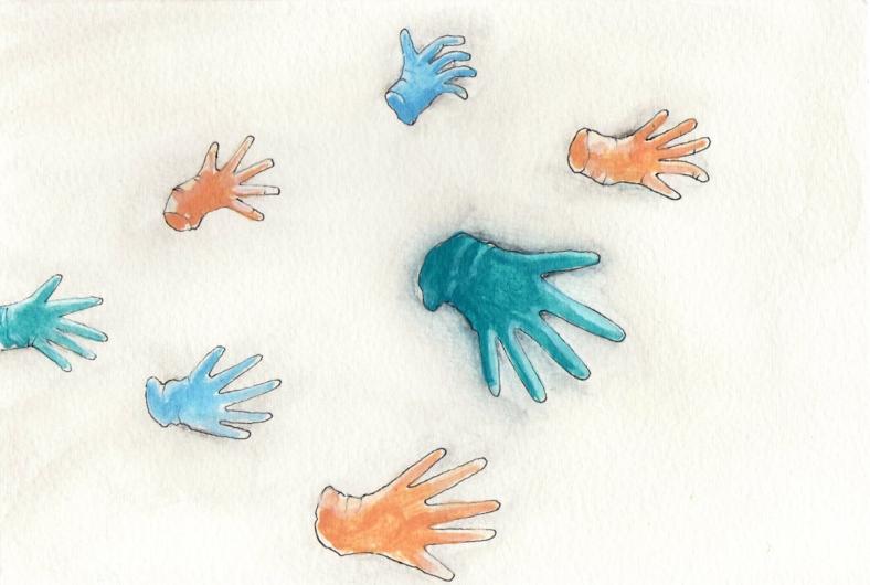 Ébola, guantes y ministras imbéciles - internet