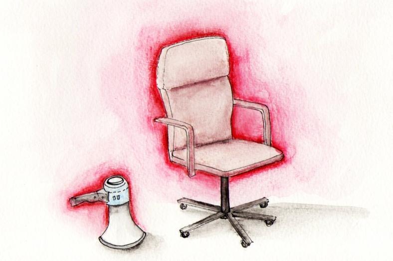 La silla vacía - internet