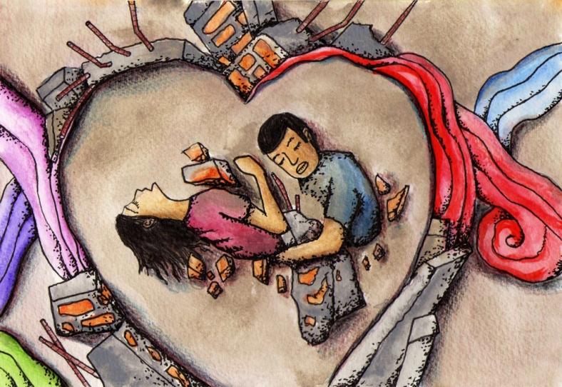 Los amorosos - internet