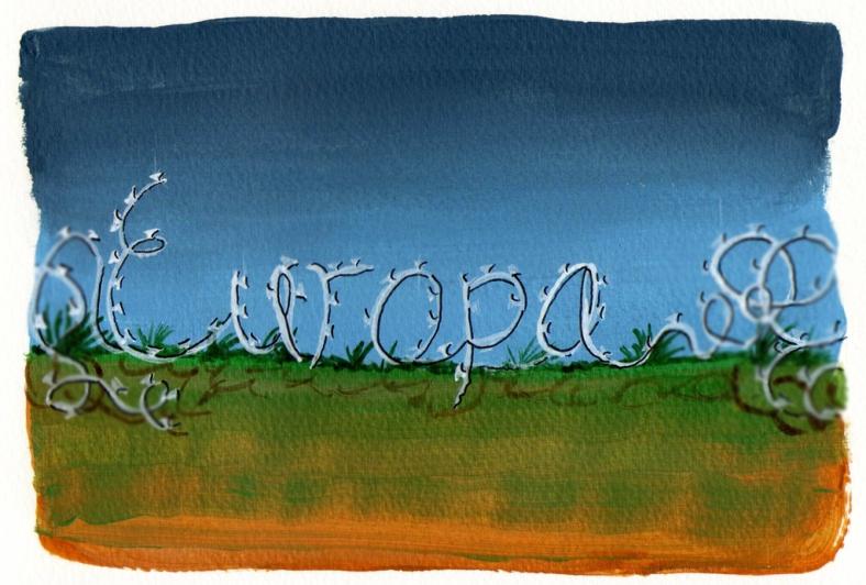 Europa la amorosa - internet