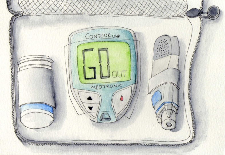 Diabeticos ilegales_GO OUT, Rivera no los quiere. - internet
