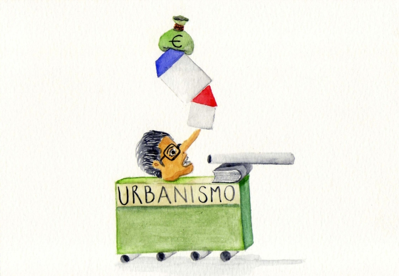 Urbanismo bélico de Ravella - internet