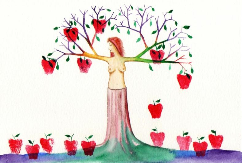 Árbore de mazás - internet