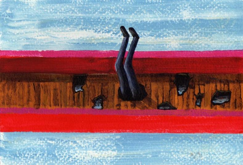 Los puentes agujereados de Varela - internet